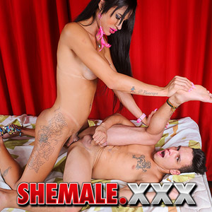 shemale with shemale xxx