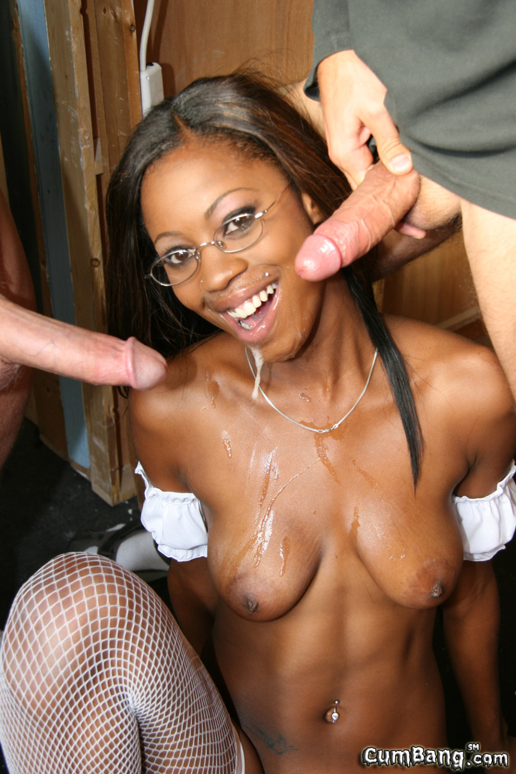 White Guy Creampie Black Girl
