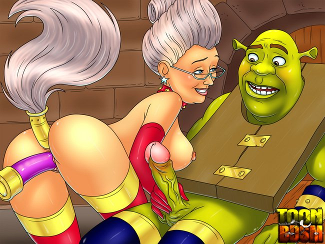 Shrek porn shrek sex video