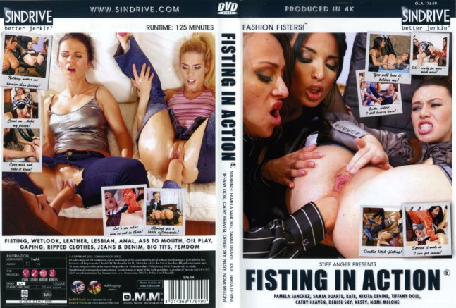 sindrive fisting in action eromaxx porn dvd