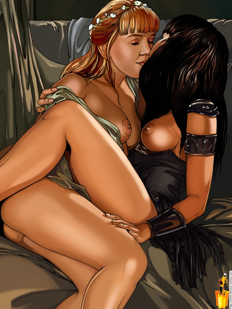 Sex xena spartacus lawless lucy seems