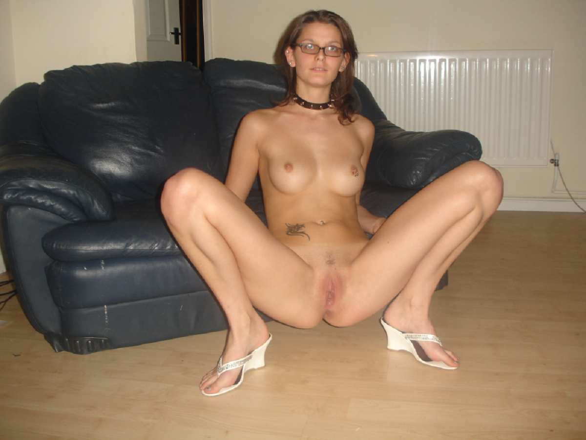 Milf glasses amateur nude wives consider, that