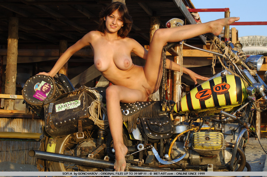 Criticising Nude girls at motor cycle authoritative