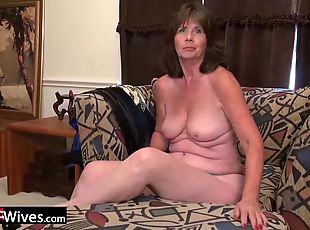 Something is. Granny solo picture porn