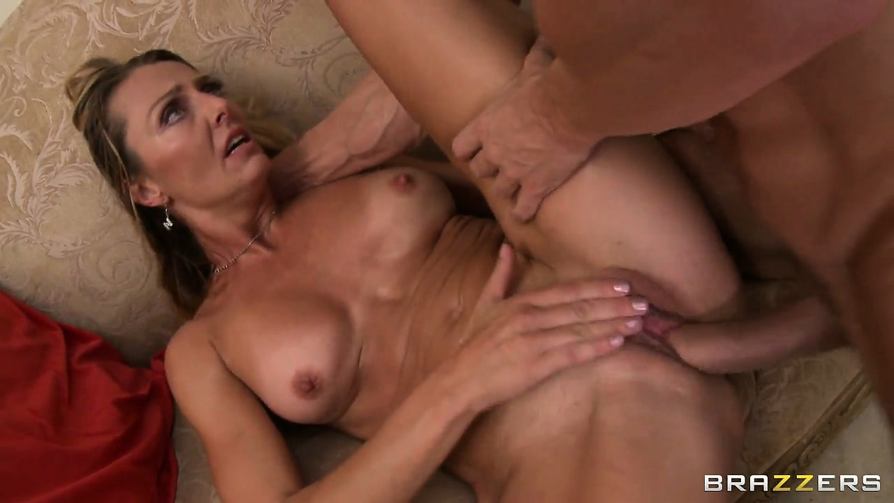 Step Mom Helps Stepson Cum