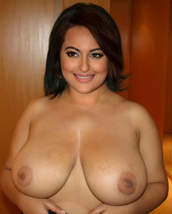 Sonakshi sinha huge boobs xxx really