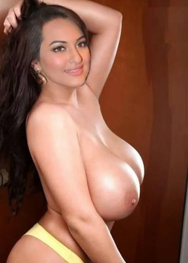 Sonakshi sinha huge boobs xxx for the