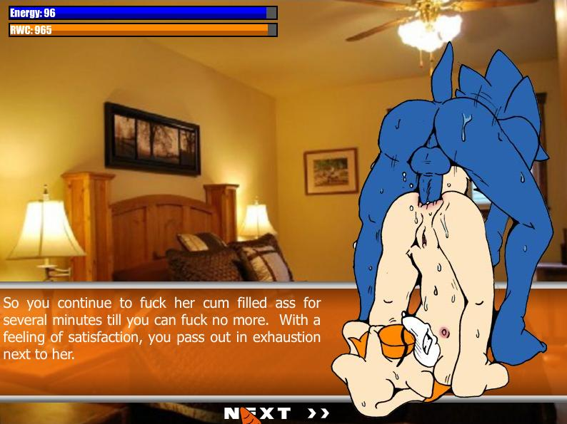 Sonic and cream sex game