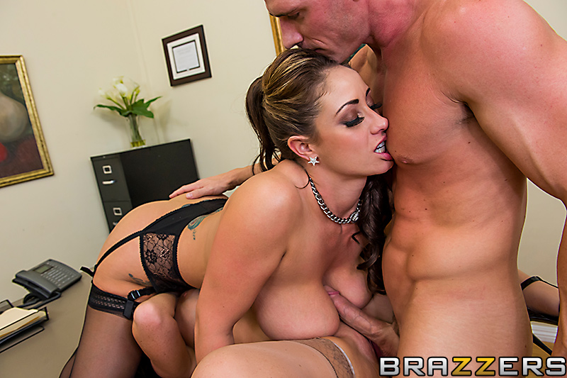 Audrey Bitoni Johnny Sins