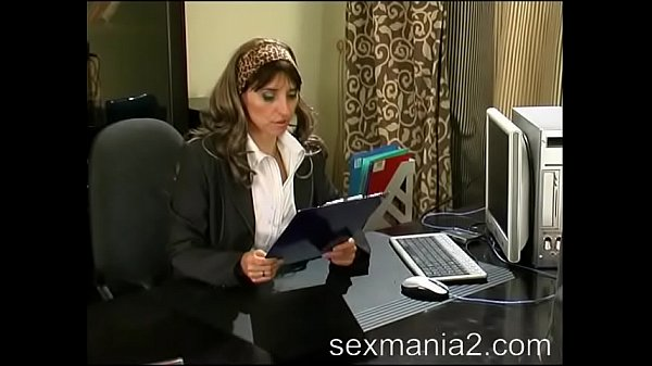 Girl forced to lick her boss