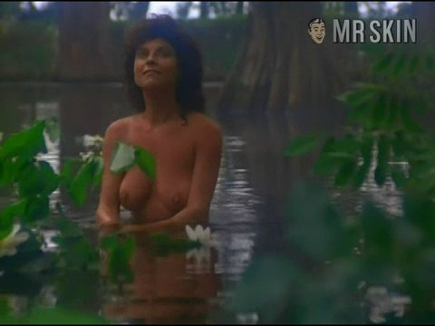Adrienne barbeau bare breasts apologise