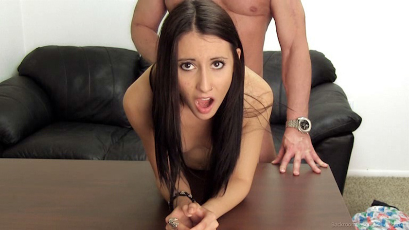 Casting Couch Threesome Anal
