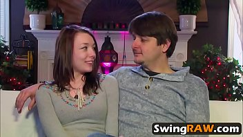 swinger couples have an orgy in this playboy reality show 10