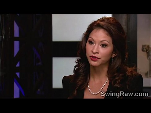 swinger couples have an orgy in this playboy reality show 7