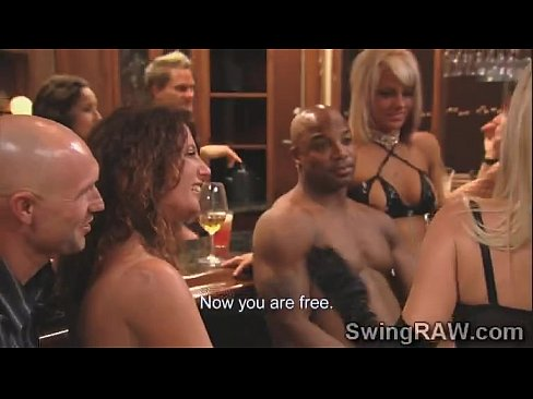 swinger couples makes hot lingerie party in reality show 2