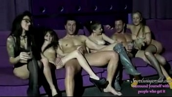 swinger party private club