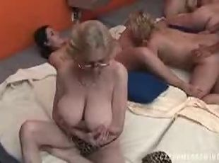 swingers orgy hosted these czech couples