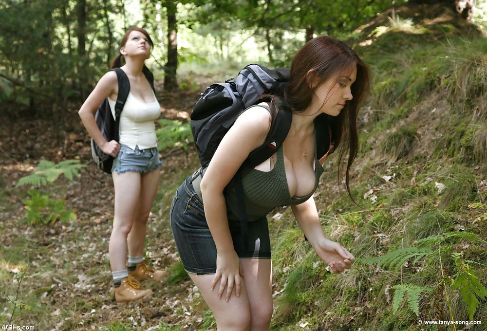 tanya song and marie in the woods 10