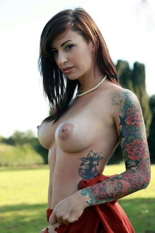 tattoo big breast porn aisline in mothers pearls for suicide girls picture livejasmin babes
