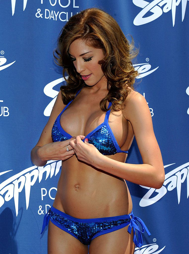 Teen Mom Porn Star Farrah Abraham Nude Lingerie Photos Now Wants To Be A Therapi