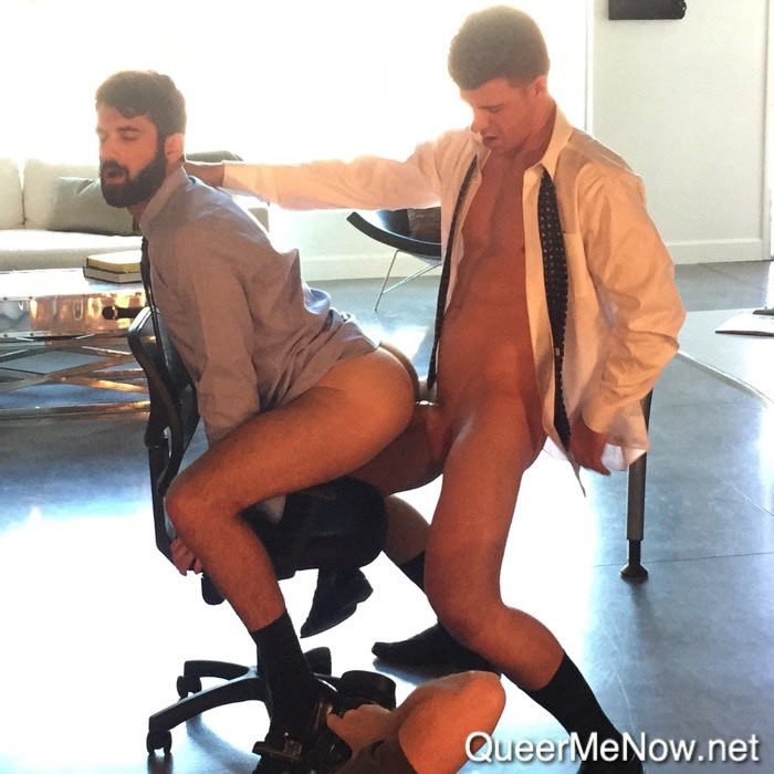 tegan zayne breaks a chair while getting fucked knight