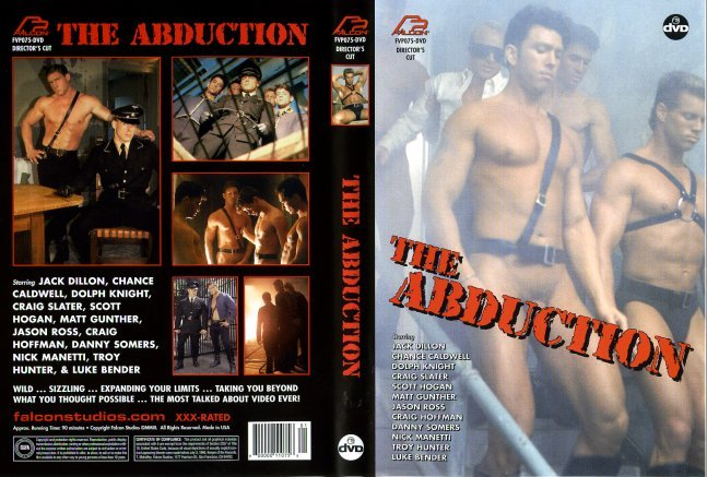 the abduction falcon studio gay porn dvd