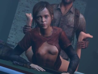 Last Of Us Ellie Naked