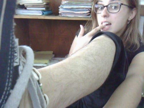 these women stopped shaving their legs and joined the hairy legs club