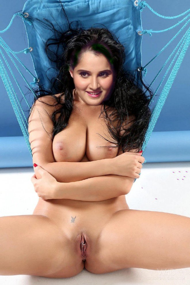 Prompt reply sex in sania mirza right!