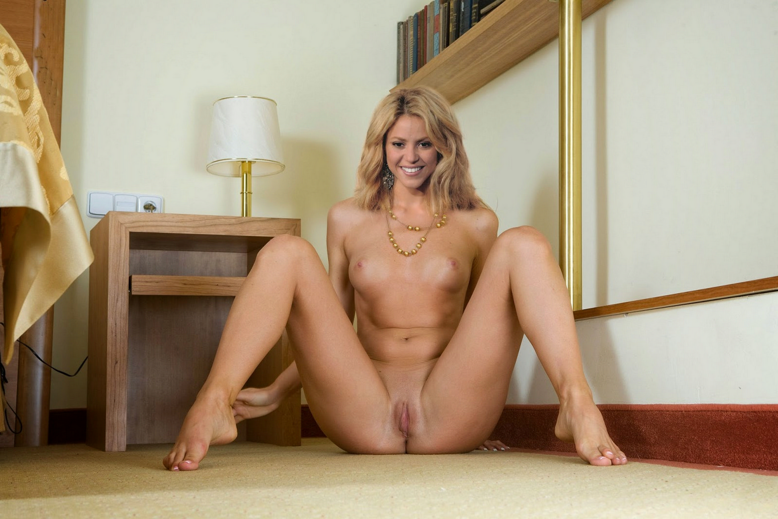 Top Shakira Naked Nude Boobs Sexy Porn Ass Images Picture 16