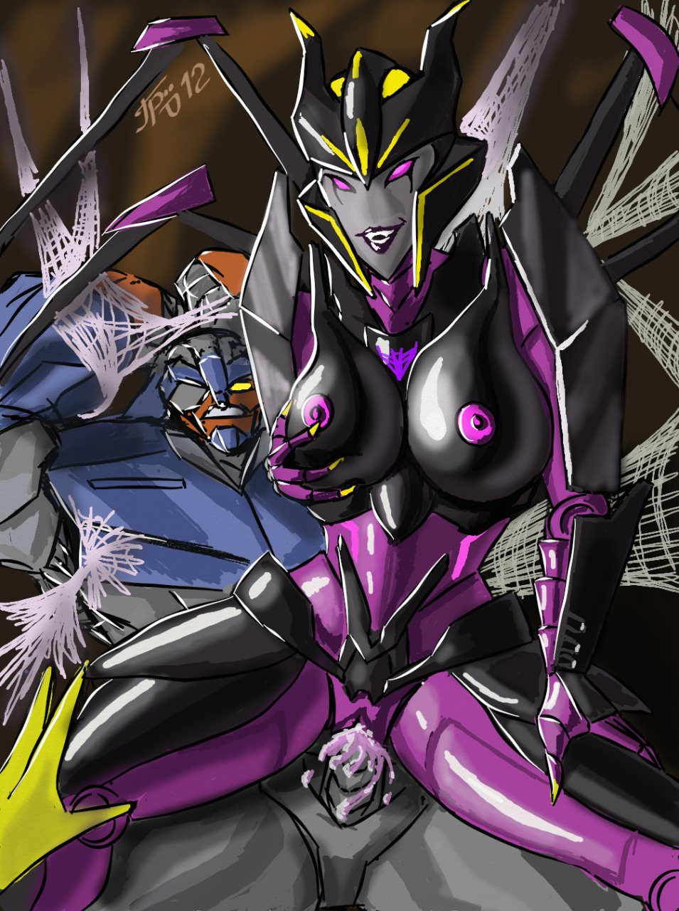 boobs Transformers prime naked