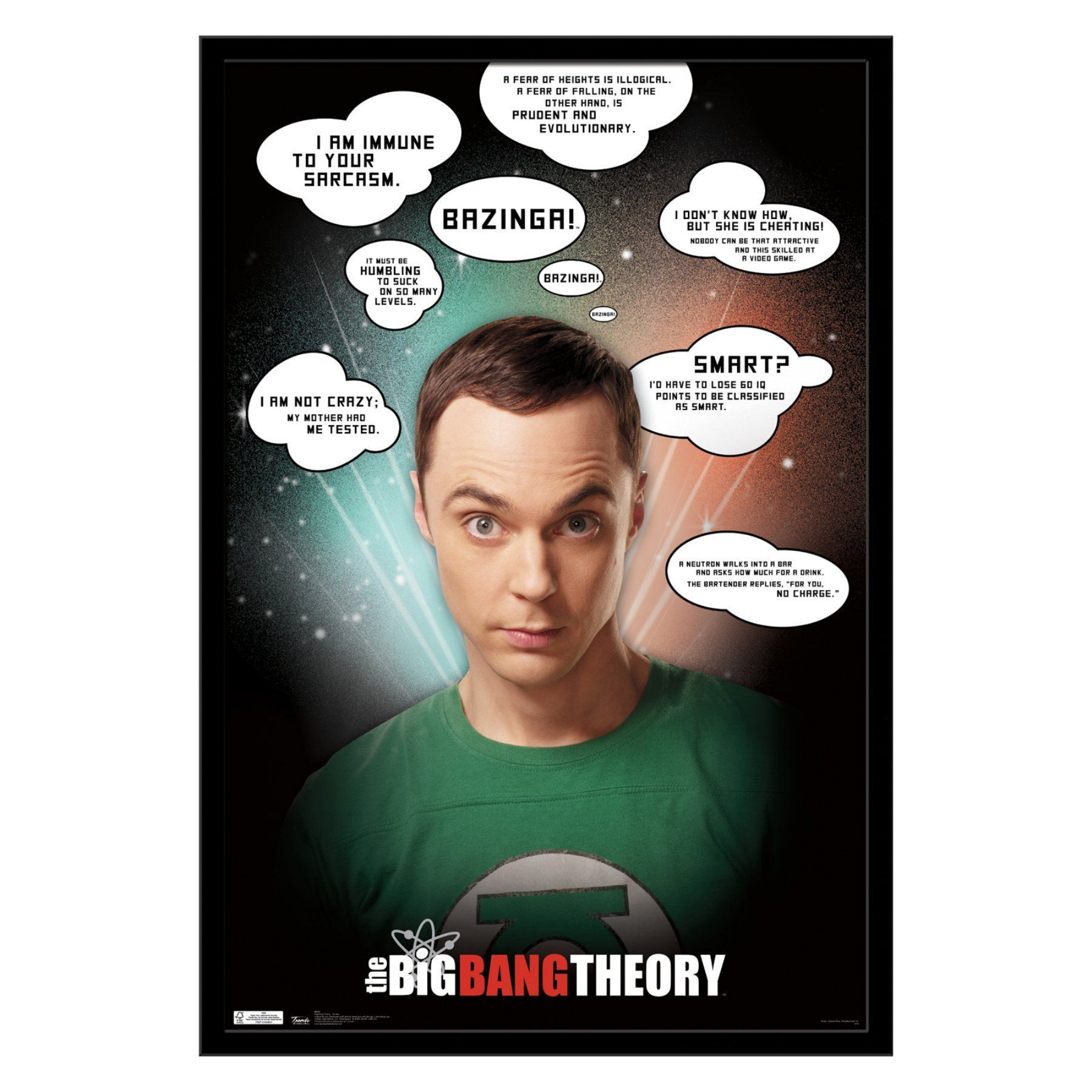 Showing porn images for big bang theory parody captions