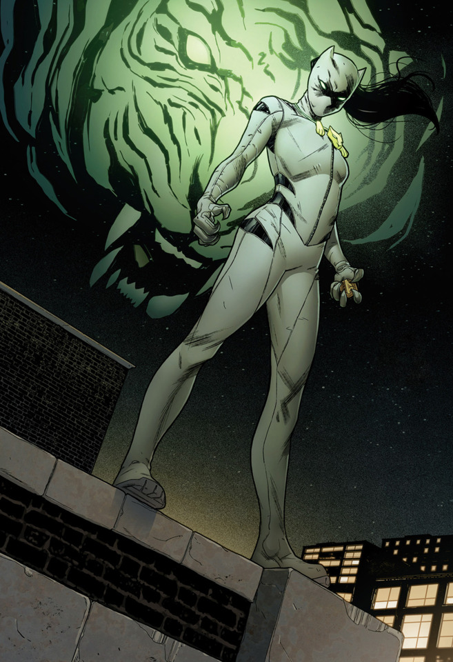 ultimate spider man white tiger feature ava ayala comic vine
