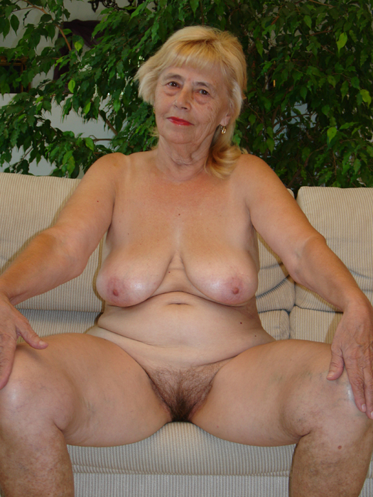 Mature ladies in satin