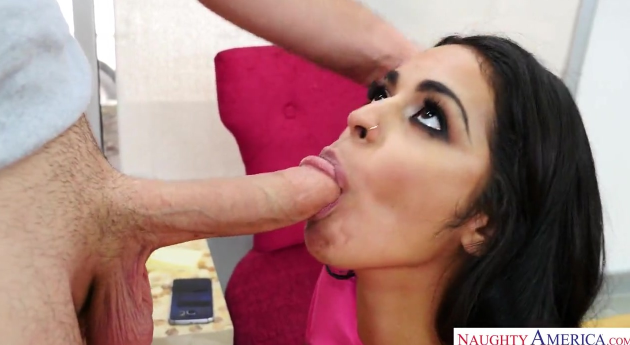 Beautiful Face Blowjob Hd