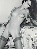 vintage homemade porn in retro photos of classic amateurs posing and fucking