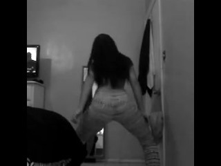 waka flocka flame no hands twerk 1