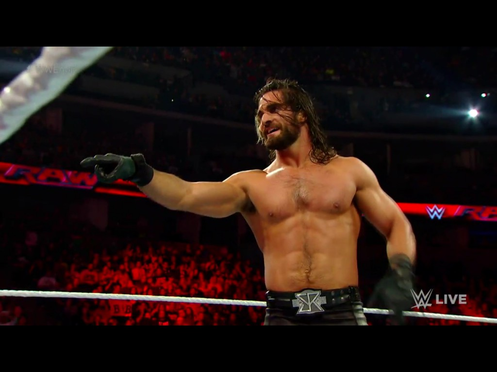 Want To See Ridiculously Hot Wwe Wrestler Seth Rollins Hard Cock 1
