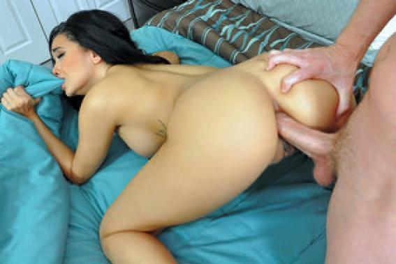Lets Anal Aaliyah Gets A Booty Cumshot