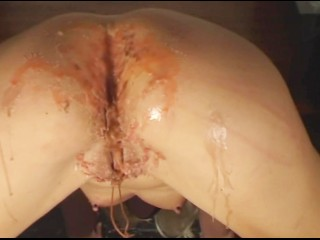 wax warm in her pussy