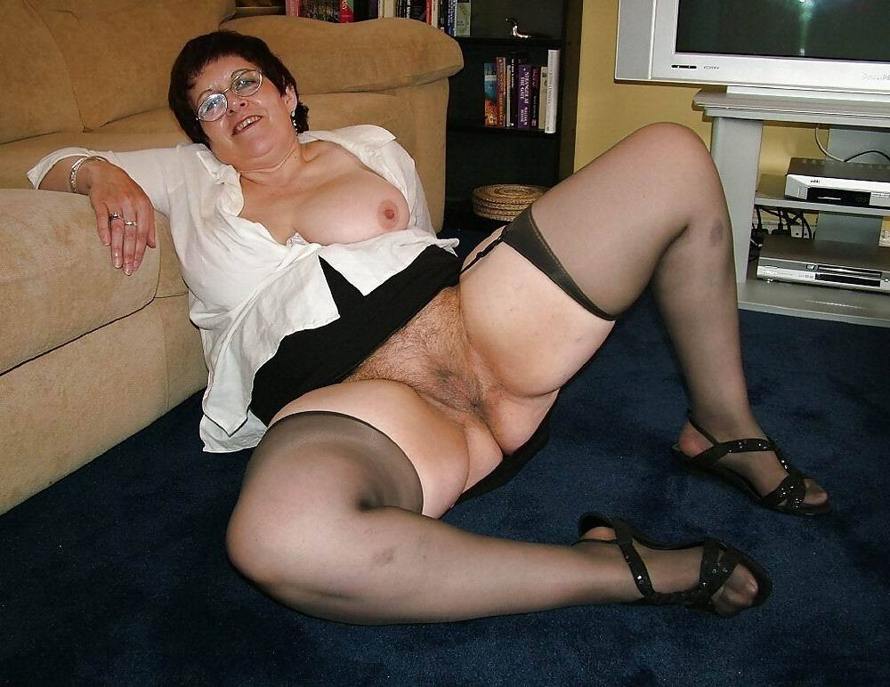 Amateur wife and husband with bull