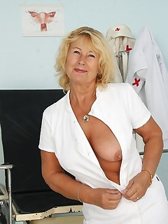 wild nurses pics from germany