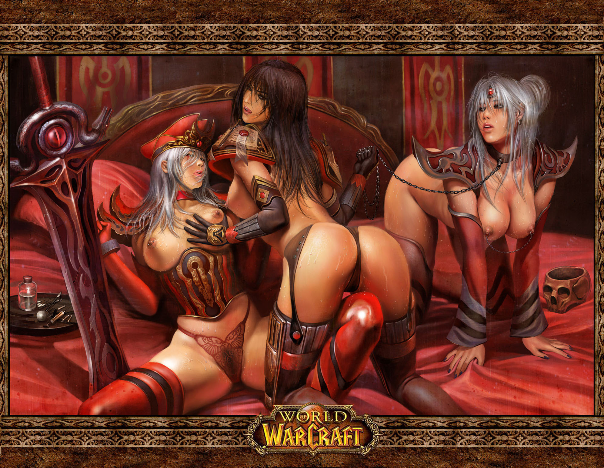 Sex xxx world of warcraft billeder
