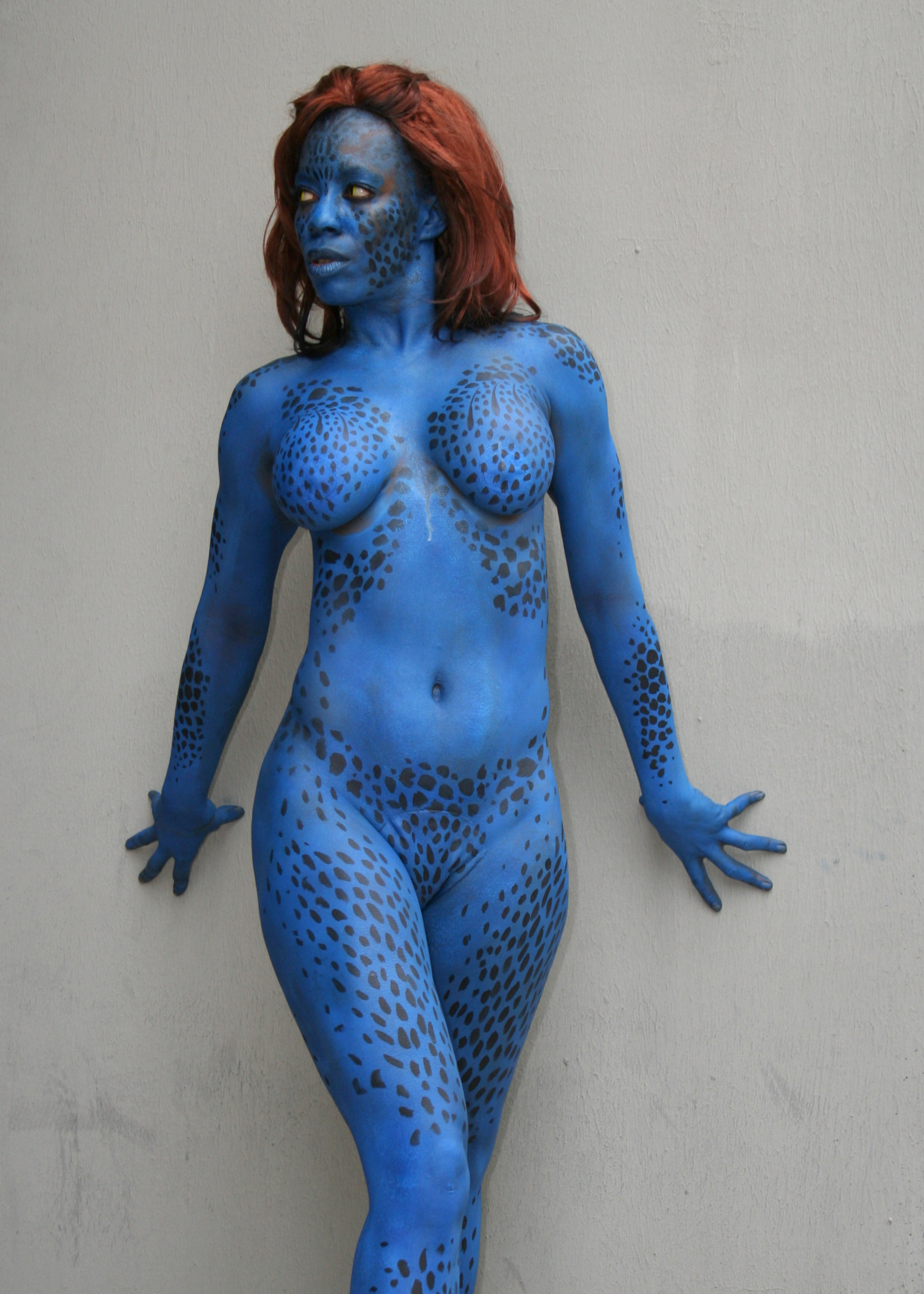 Can X men mystique porn well understand
