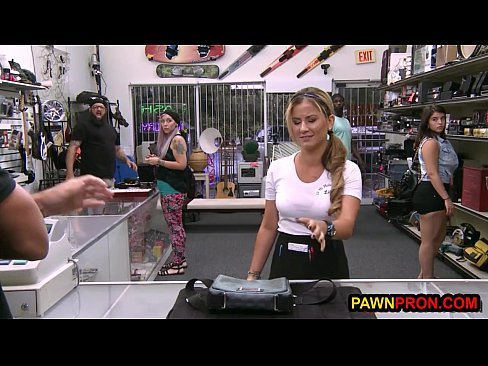 xxx pawn waitress xxx 1