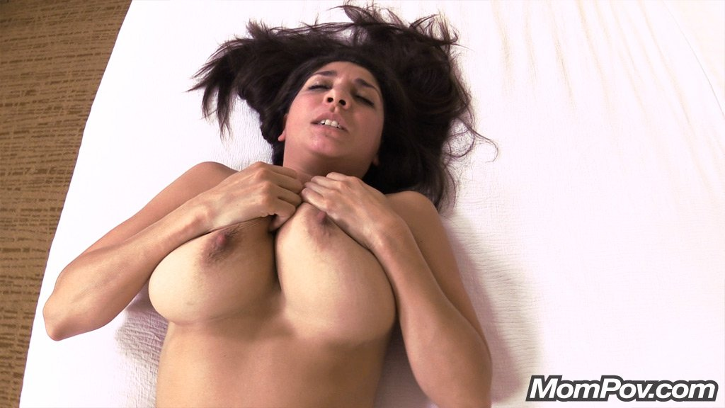 Big Natural Tits Mature Latina
