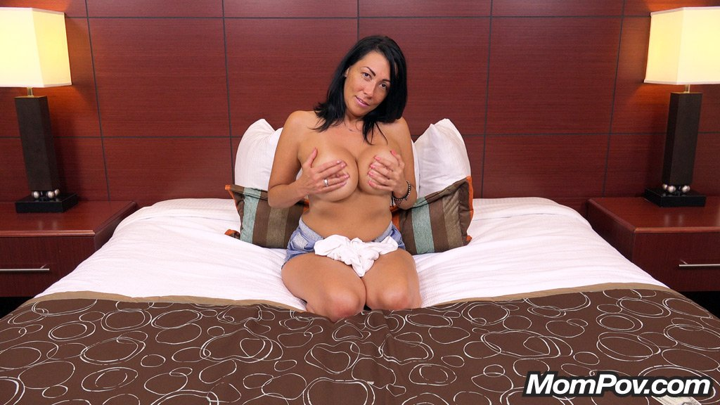 year old mixed busty asian milf