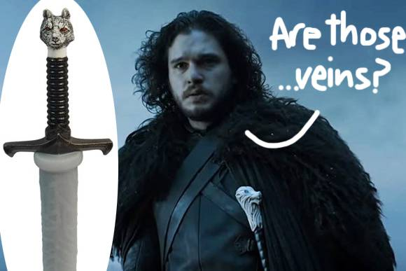 yes there is a game of thrones dildo and we bet youll know right where to put