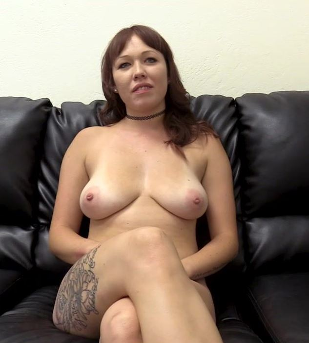 Zoey Backroom Casting Couch In All